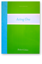 Acting One Robert Cohen
